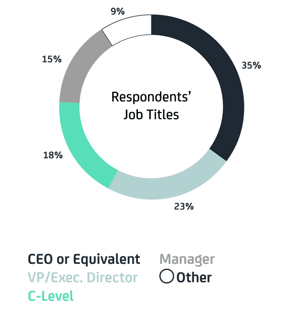 Survey Respondents' Job Titles