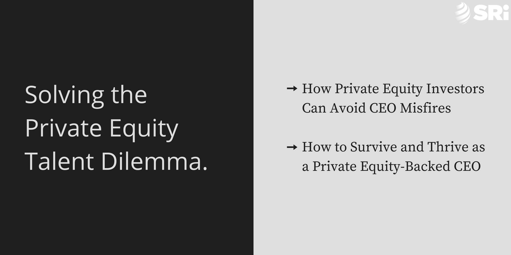 Private Equity Talent Dilemma