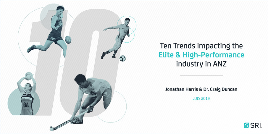 Ten Trends in Elite & High Performance in ANZ